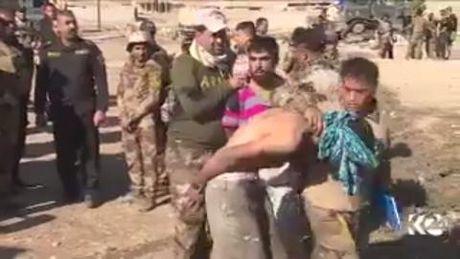 Thu linh IS ket o Mosul, Nga to My giet dan thuong - Anh 2