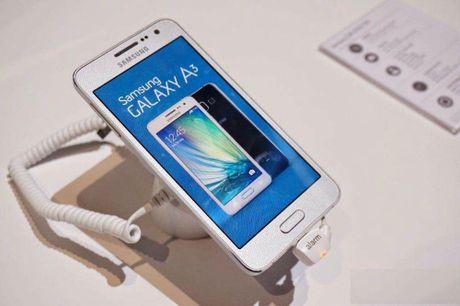 Samsung Galaxy A3 (2017) da dat chuan hoa Bluetooth SIG - Anh 1