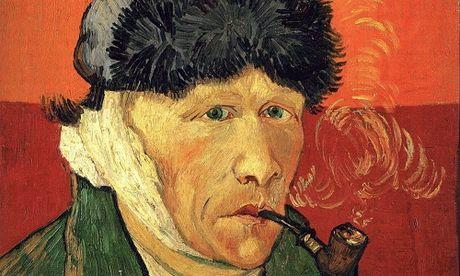 Vi sao danh hoa Van Gogh tu cat tai minh? - Anh 1