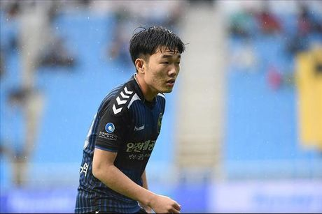 Xuan Truong khong the cuu Incheon United thoat thua truoc Suwon Samsung - Anh 1
