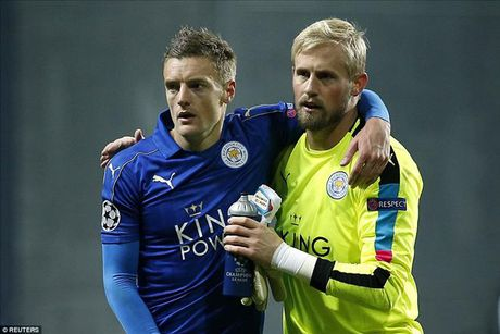 Tan binh Leicester City thiet lap ky luc tai Champions League - Anh 1