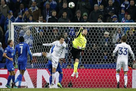 Tan binh Leicester City thiet lap ky luc tai Champions League - Anh 2