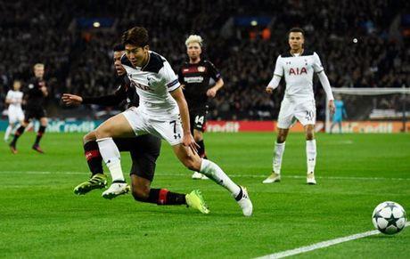 5 diem nhan sau tran Tottenham 0-1 Bayer Leverkusen - Anh 2