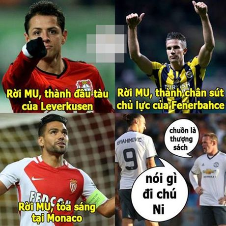 Anh che: Ngai A No ban phuoc lanh cho 'Manh ho'; Javier-Van-Falcao lo bi kiep ghi ban son son - Anh 4
