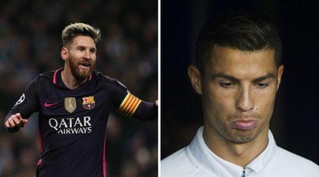 Goc thong ke: Ronaldo 'hit khoi' Messi ve sut bong - Anh 1