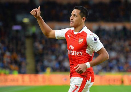 Arsenal se su dung Giroud va Sanchez nhu the nao? - Anh 2