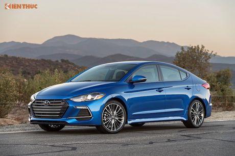 Hyundai Elantra Sport ban the thao 'chot gia' 501 trieu - Anh 1