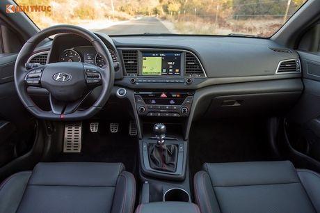 Hyundai Elantra Sport ban the thao 'chot gia' 501 trieu - Anh 4