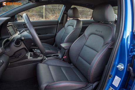 Hyundai Elantra Sport ban the thao 'chot gia' 501 trieu - Anh 5