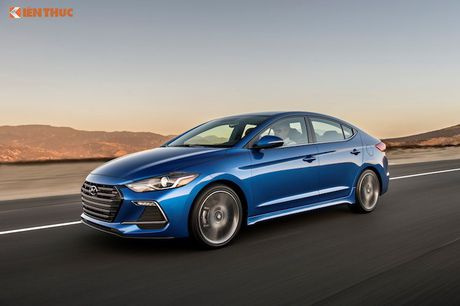 Hyundai Elantra Sport ban the thao 'chot gia' 501 trieu - Anh 8