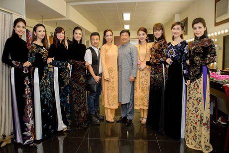 Ngoc Diem do sac cung Hoa hau Bien Ninh Hoang Ngan - Anh 11
