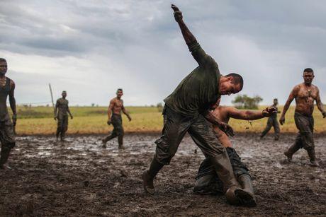 Cuoc song khong tieng sung cua thanh vien FARC o Clombia - Anh 12
