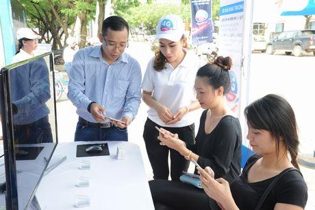 Soi dong le khai truong VinaPhone 4G tai dao ngoc Phu Quoc - Anh 1