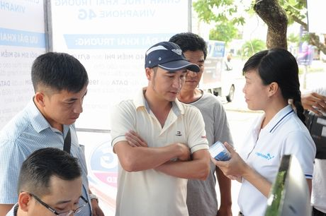 Soi dong le khai truong VinaPhone 4G tai dao ngoc Phu Quoc - Anh 2