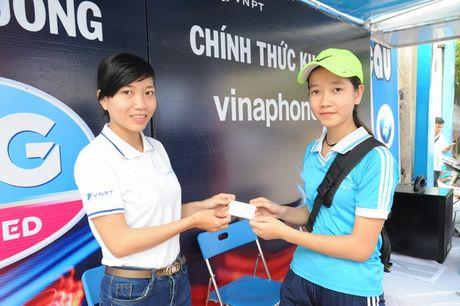 Soi dong le khai truong VinaPhone 4G tai dao ngoc Phu Quoc - Anh 3