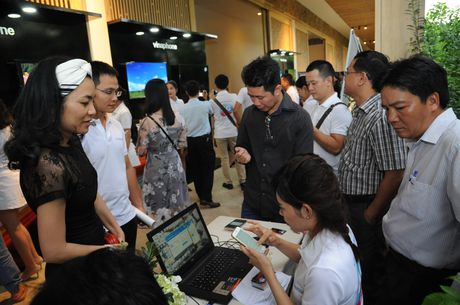 Soi dong le khai truong VinaPhone 4G tai dao ngoc Phu Quoc - Anh 6