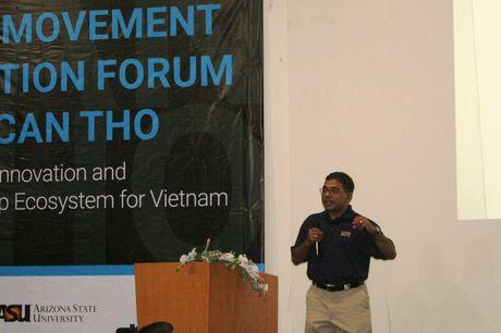 Dien dan ho tro phat trien he sinh thai khoi nghiep o Viet Nam - Anh 1