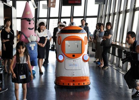 Robot dang dan thay the con nguoi trong cuoc song thuong ngay - Anh 10