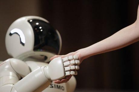 Robot dang dan thay the con nguoi trong cuoc song thuong ngay - Anh 8