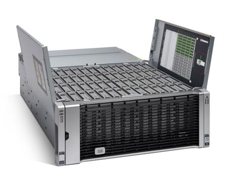 Cisco ra mat dong may chu UCS S series - Anh 2