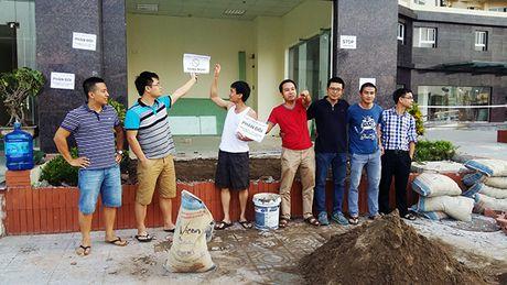 Vinaconex 3: 'Bien' phong truc cuu hoa chung cu CT1 Trung Van thanh ki-ot? - Anh 2