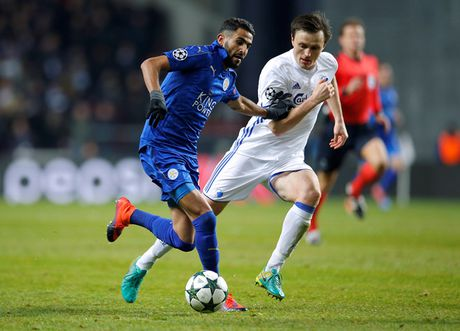 Leicester lap ky luc o Champions League - Anh 1