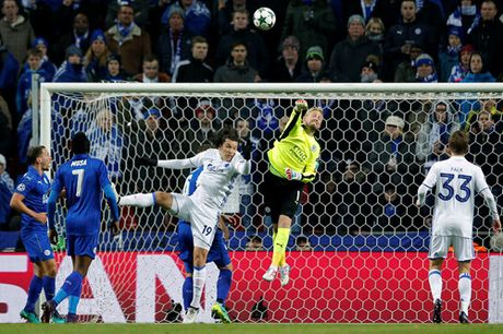 Leicester lap ky luc o Champions League - Anh 2