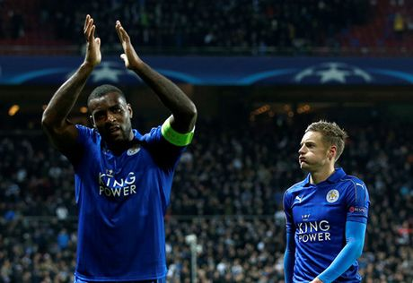 Leicester lap ky luc o Champions League - Anh 3
