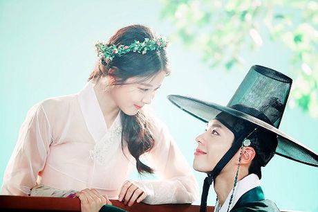 Kim Yoo Jung: Me va chi gai so toi yeu Park Bo Gum - Anh 1