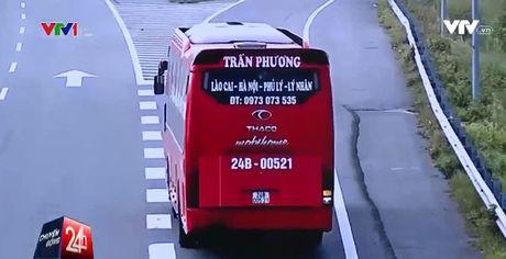 Tu hom nay (3/11), tien hanh phat nguoi tren cao toc Noi Bai - Lao Cai - Anh 1