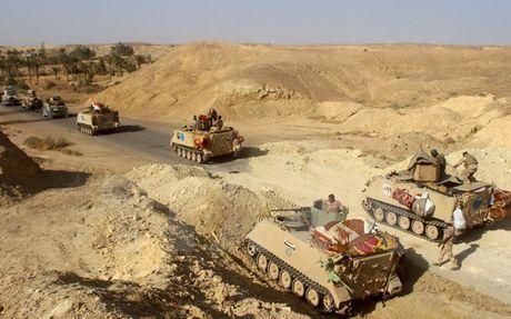 Iraq: Hon 1 trieu dan thuong mac ket tai Mosul - Anh 1