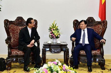 Viet Nam tao dieu kien tot nhat cho doanh nghiep Thai Lan mo rong dau tu - Anh 1