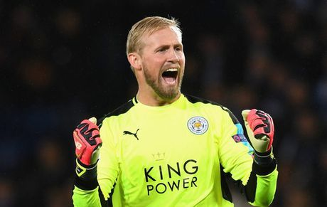 Leicester lap ky luc moi o Champions League - Anh 1