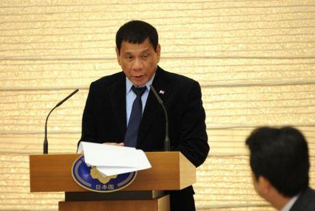 """Xoay truc"" sang Trung Quoc, ong Duterte bat dau lanh hau qua? - Anh 1"