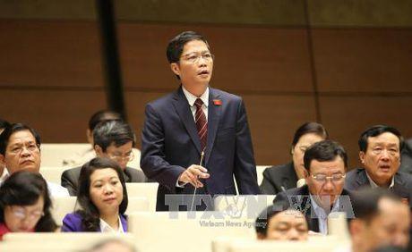 "Bo truong Tran Tuan Anh: Se lam ro trach nhiem cac du an ""dap chieu"" - Anh 1"