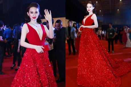 Het hon voi mot vay xe 'quen noi y' goi cam cua Angela Phuong Trinh - Anh 2