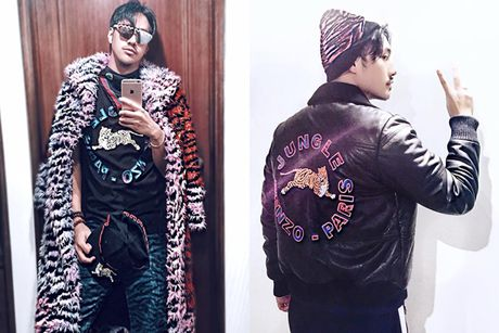 Anh Suboi lam dai su H&M x Kenzo treo khap Quang truong Thoi dai - Anh 7