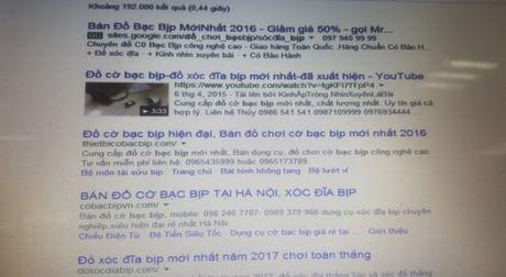 Tham nhap thu phu cho mua ban do co bac bip tren mang xa hoi (2) - Anh 1