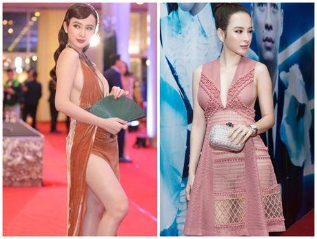 Angela Phuong Trinh: Gai ngoan hay chi 'dien sau' de noi tieng - Anh 2