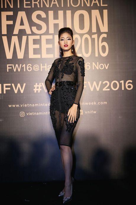 Dan sao Viet ram ro khoe sac tai Vietnam International Fashion Week - Anh 11