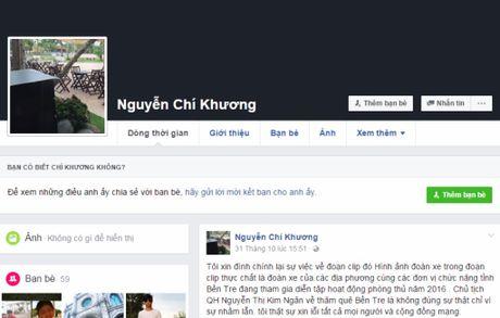 Xu phat nguoi tung tin sai su that doan xe Chu tich Quoc hoi ve que - Anh 2