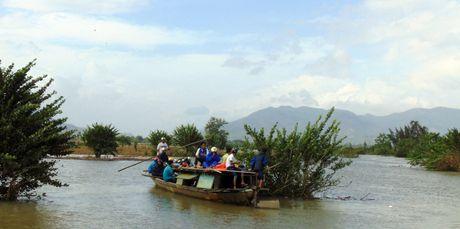 Quang Nam 'gong minh' chong choi mua lu - Anh 1