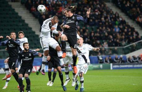 Legia - Real Madrid: Kich tinh 6 ban thang - Anh 1