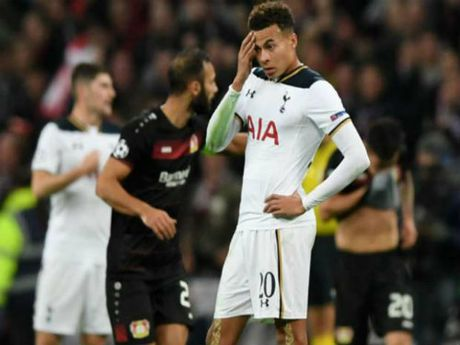 Tottenham - Leverkusen: Trai dang o Wembley - Anh 1