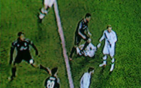 Real: Ronaldo tit ngoi, bi nghi giam len nguoi doi thu - Anh 1