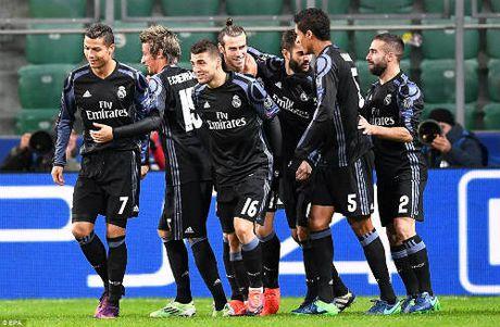Goc chien thuat Legia – Real: Zidane ao tuong suc manh - Anh 1