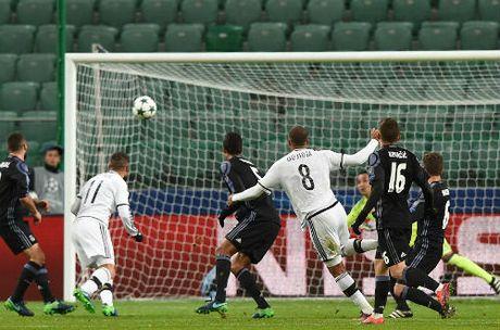 Goc chien thuat Legia – Real: Zidane ao tuong suc manh - Anh 2