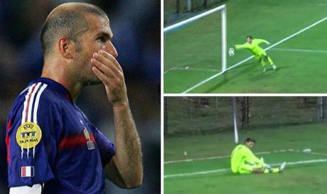 Bat bong ngo ngan, quy tu Zidane thanh tro cuoi - Anh 1