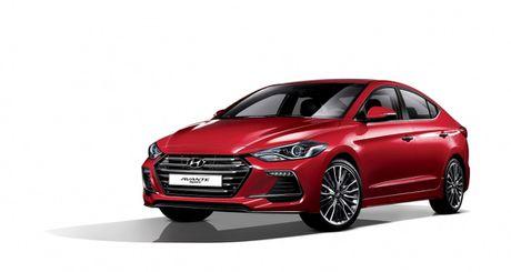 Hyundai Elantra Sport gia 501 trieu co gi dac biet? - Anh 1