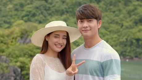Nha Phuong, Kang Tae Oh au yem lang man tren Vinh Ha Long - Anh 10